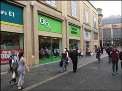 1,073 SF Shopping Centre Unit for Rent  |  12B Clayton Street, Newcastle Upon Tyne, NE1 7PU