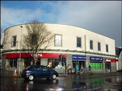 3,171 SF High Street Shop for Rent  |  Unit 3, Colonnade Building, Pwllheli, LL53 5HH