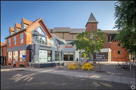 409 SF High Street Shop for Rent  |  53 Castle Mall, Back of The Inns, Norwich, NR1 3DD