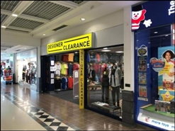 1,505 SF Shopping Centre Unit for Rent  |  18 Fishergate Walk, St Georges Shopping Centre, Preston, PR1 2NR