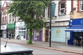 1,144 SF High Street Shop for Rent  |  943 Brighton Road, Purley, CR8 2BP