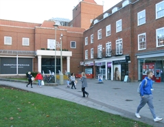 1,176 SF High Street Shop for Rent  |  66 Howardsgate, Welwyn Garden City, AL8 6BP
