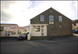 1,800 SF Out of Town Shop for Rent  |  Rouge Rue, Guernsey, GY1 1ZA