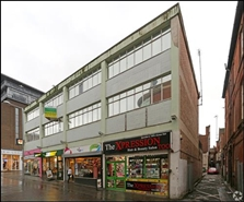 1,625 SF High Street Shop for Rent  |  Commercial House, Nottingham, NG1 3DR