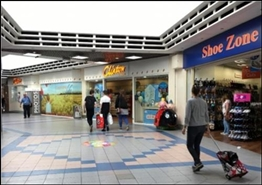 2,194 SF Shopping Centre Unit for Rent  |  Unit 18 & 19, The Meridian Centre, Havant, PO9 1HL