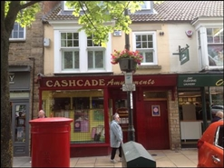 587 SF High Street Shop for Rent  |  41 Westgate, Guisborough, TS14 6AF