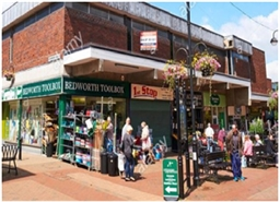 594 SF High Street Shop for Rent  |  18 All Saints Square, Bedworth, CV12 8ND