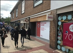 481 SF Shopping Centre Unit for Rent | Mell Square Shopping Centre, Solihull, B91 3AR