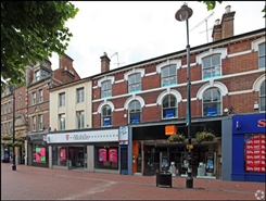 875 SF High Street Shop for Rent  |  87A Broad Street, Reading, RG1 2AP