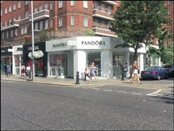 947 SF High Street Shop for Rent  |  33H Kings Road, London, SW3 4LX