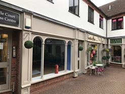 320 SF High Street Shop for Rent  |  Shop 2, Greville Court, High Street, Knowle, B93 0LL