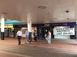 3,435 SF Shopping Centre Unit for Rent  |  2 4 The Parade, Cwmbran, NP44 1PT
