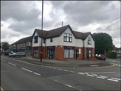 1,463 SF High Street Shop for Rent  |  82 - 84 Whitehouse Common Road, Sutton Coldfield, B75 6HD