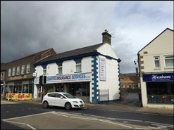 1,653 SF High Street Shop for Rent  |  46 Priestpopple, Hexham, NE46 1PQ