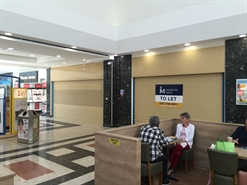 1,960 SF Shopping Centre Unit for Rent  |  Unit 15/17 The Mall, Newlands Centre, kettering, NN16 8JL
