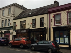 327 SF High Street Shop for Sale  |  10 Lammas Street, Carmarthen, SA31 3AD