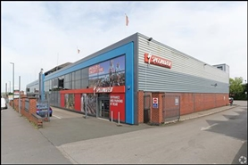 13,444 SF High Street Shop for Rent  |  Unit A, Nottingham, NG7 7BA