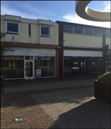 1,050 SF High Street Shop for Rent  |  Unit 12 - 14, Waterlooville, PO7 7DT