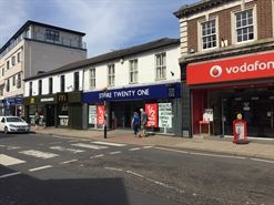 2,249 SF High Street Shop for Rent  |  9-9a High Street, Walton-on-Thames, KT12 1DG