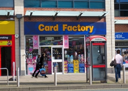 1,718 SF Shopping Centre Unit for Rent  |  Unit 3, Cheetham Hill Shopping Centre, Manchester, M8 5BW