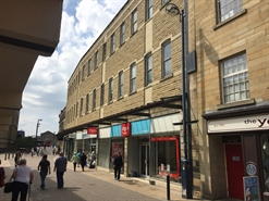 4,555 SF High Street Shop for Rent  |  18 Victoria Lane, Huddersfield, HD1 2QF