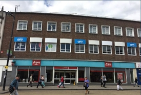 10,982 SF High Street Shop  |  173 - 178 High Street, Southampton, SO14 2BY