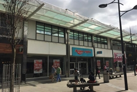 11,955 SF Shopping Centre Unit  |  19 Canal Walk, Swindon, SN1 1LD