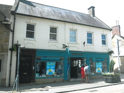959 SF High Street Shop for Rent  |  4 Cheap Street, Sherborne, DT9 3PX
