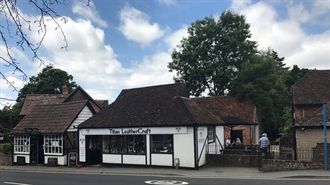 705 SF High Street Shop for Rent  |  The Cross, Ringwood, Hampshire, BH24 4AB