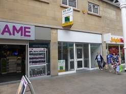 956 SF Shopping Centre Unit for Rent  |  Unit 2 (5 Lancaster Gate) St Nicholas Arcades, Lancaster, LA1 1NB