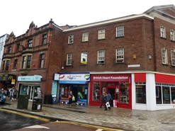 621 SF High Street Shop for Rent  |  39 Standishgate, Wigan, WN1 1UP