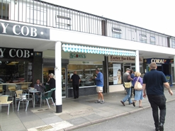 744 SF Shopping Centre Unit for Rent  |  Unit 6 St Thomas Shopping Centre, Exeter, EX4 1DG