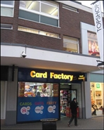 1,303 SF Shopping Centre Unit for Rent  |  47 The Parade, Swindon, SN1 1BB