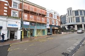 2,510 SF High Street Shop for Rent  |  104 Commercial Road, Bournemouth, BH2 5LR