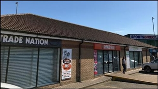 2,956 SF High Street Shop for Rent  |  Unit 2, Gateshead, NE11 9XS