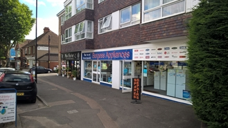 1,388 SF High Street Shop for Rent  |  191 193 London Road, Burgess Hill, RH15 9RN