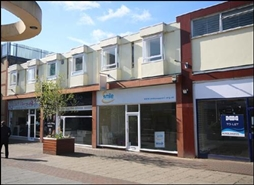 514 SF High Street Shop for Rent  |  Unit 14, Waterlooville, PO7 7DT