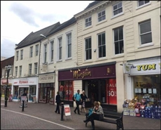 5,645 SF Shopping Centre Unit for Rent  |  Leisure Space, Stafford, ST16 2AD