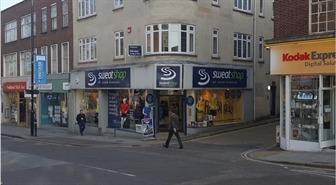 1,822 SF High Street Shop for Rent  |  Units 28-29, Southampton, SO14 1JU