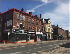 700 SF High Street Shop for Rent  |  50 County Road, Liverpool, L4 3QL