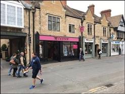 1,571 SF High Street Shop for Rent  |  36 Cricklade Street, Cirencester, GL7 1JH