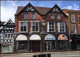 978 SF High Street Shop for Rent  |  3 High Street, Bromsgrove, B61 8AJ