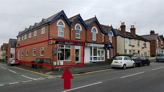 936 SF High Street Shop for Rent  |  142 New Road, Bromsgrove, B60 2LE