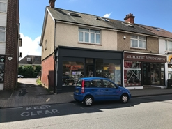 451 SF High Street Shop for Sale  |  337 Lymington Road, Christchurch, BH23 5EG