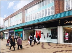 1,296 SF High Street Shop for Rent  |  24 - 25 Market Square, Shipley, BD18 3QJ