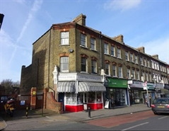 985 SF High Street Shop for Sale  |  188 Westcombe Hill, London, SE3 7DH