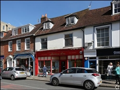 590 SF High Street Shop for Rent  |  59 North Street, Chichester, PO19 1NB