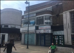 181 SF High Street Shop for Rent  |  55A George Street, Luton, LU1 2AL
