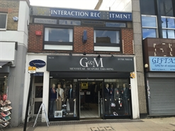 High Street Shop for Rent  |  14 South Street, Romford, RM1 1RA