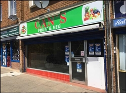790 SF Out of Town Shop for Rent  |  121 Avon Road, Upminster, RM14 1RQ